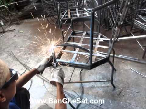 Bàn ghế sắt cao cấp do Minh Thy Furniture cung cấp cho HOTEL ROYAL HỘI AN