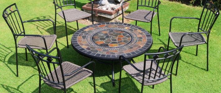 Ưu điểm nổi bất của bàn ghế sắt cafe sân vườn sơn tĩnh điện