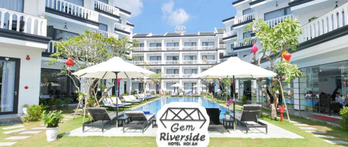 GEM RIVERSIDE HOTEL HỘI AN – ĐIỂM ĐẾN LÝ TƯỞNG